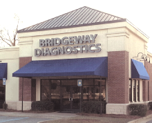 Bridgeway Diagnostics Phenix City, AL Location
