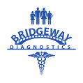 Bridgeway Diagnostics cross logo